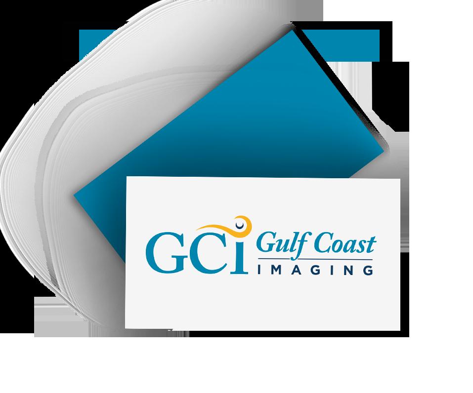 Gulf Coast Imaging Business Cards