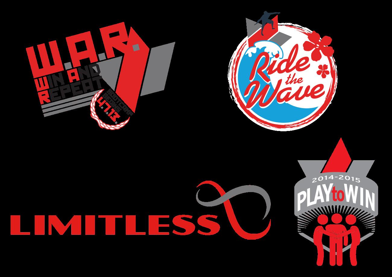 Linet Campaign logos
